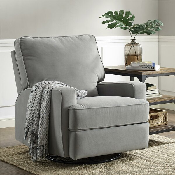 Antonio Swivel Reclining Glider By Viv Rae.