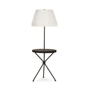 Boyd Floral End Table by Resource Decor