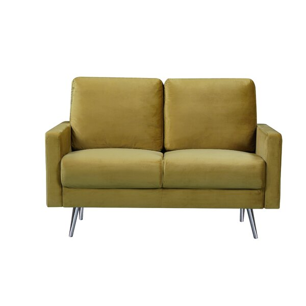 Barstow Loveseat By Wrought Studio