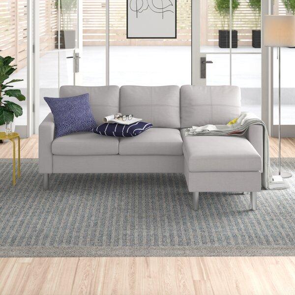 Discounted Clarinda Reversible Sectional by Zipcode Design by Zipcode Design