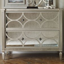 American Treasures Crownpoint Chest by Habersham