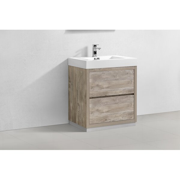 Malakai 30 Single Bathroom Vanity by Wade Logan