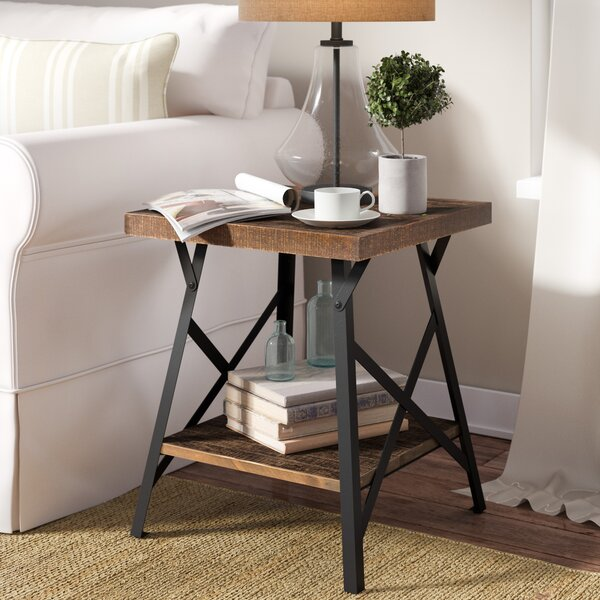Imboden End Table By Three Posts