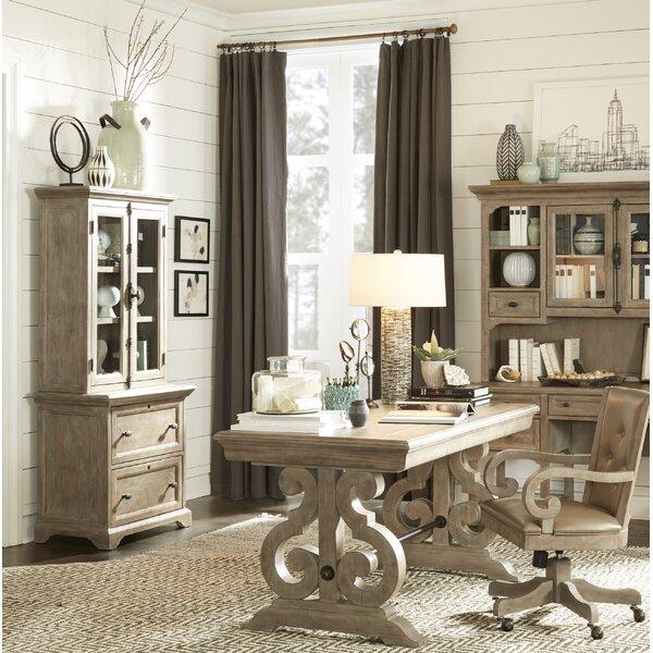Ellenton 3 Piece Desk Office Suite by Greyleigh