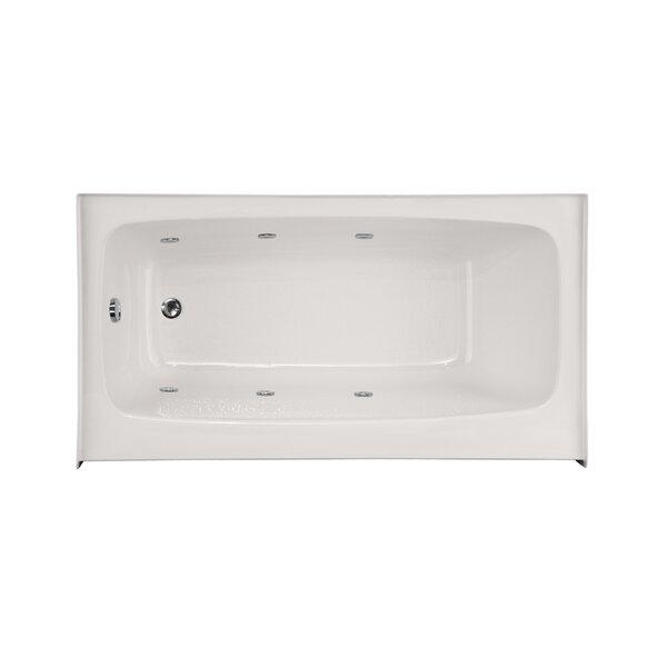 Builder Regan 54 x 36 Whirlpool Bathtub by Hydro Systems