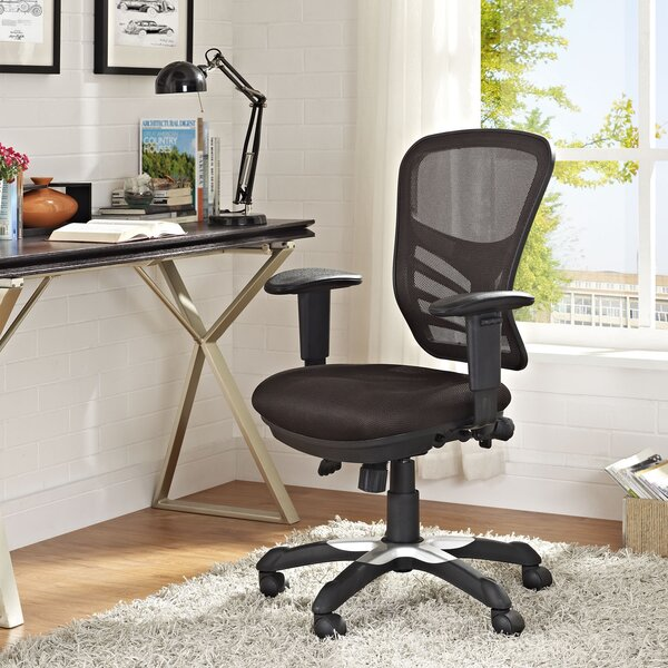 Mesh Desk Chair by Symple Stuff