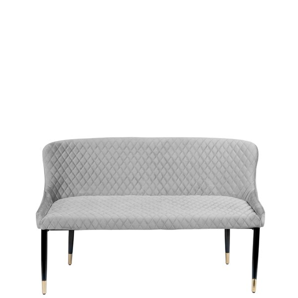 Fosston Upholstered Bench by Everly Quinn Everly Quinn