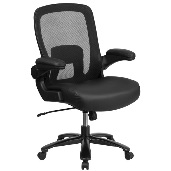 Pyron Mesh Desk Chair by Latitude Run
