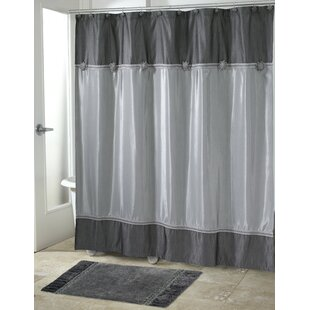 Top Brands of Braided Medallion Shower Curtain ByAvanti Linens