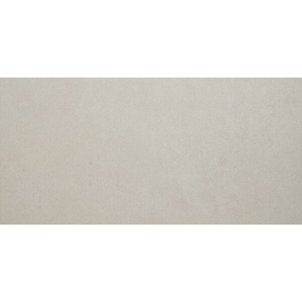 Freeport 12 x 24 Ceramic Field Tile in Cream by Itona Tile
