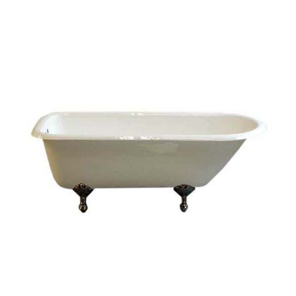 Shasta 67 x 31 Soaking Bathtub by Strom Plumbing by Sign of the Crab