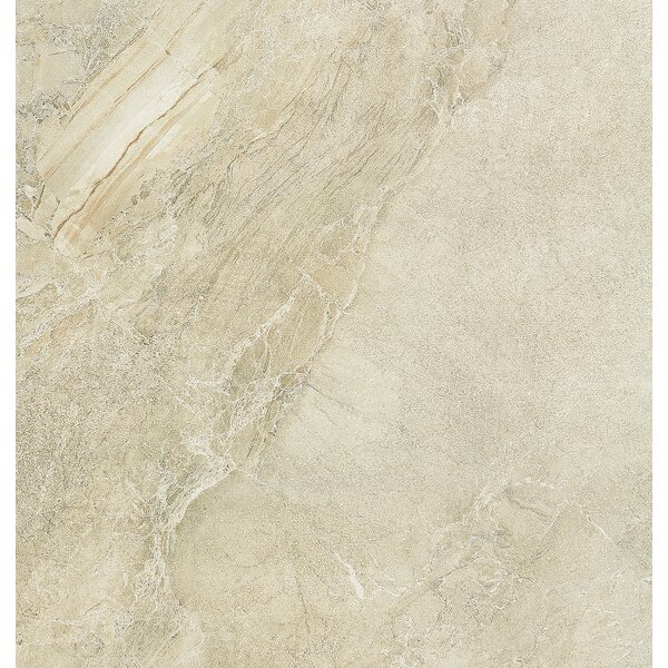 Ikema 12 x 12 Porcelain Field Tile in Cafe au Lait by Parvatile