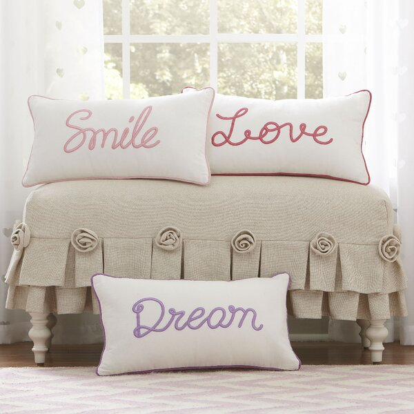 Love Pillow Cover by Birch Lane Kids™