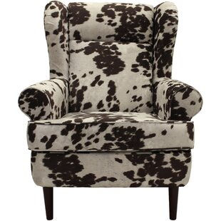 Reviews Wise Wingback Chair By Loon Peak