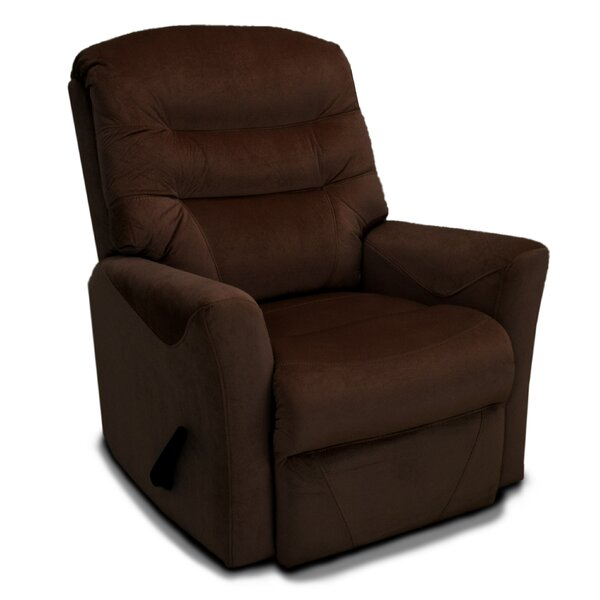 Westchester Manual Rocker Recliner by Darby Home Co