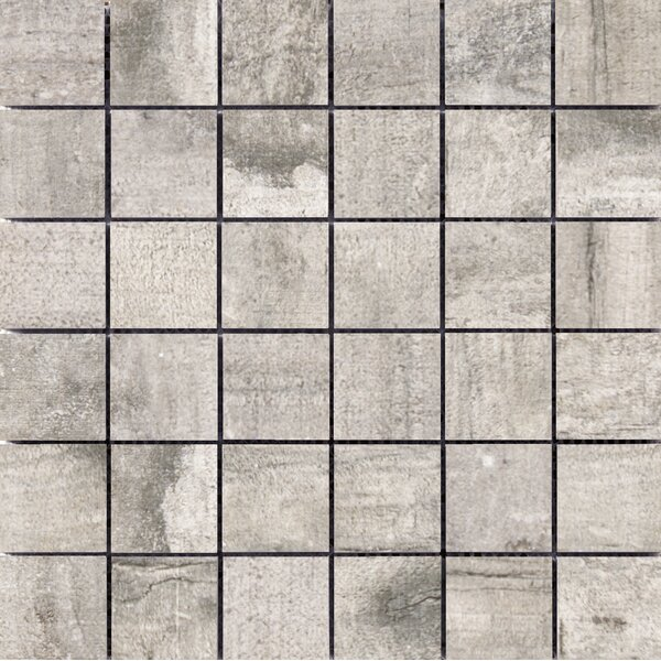 Ranch 2 x 2 Porcelain Mosaic Tile in Land by Emser Tile
