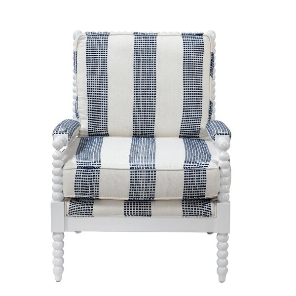 Audrey Upholstered Armchair by Imagine Home Imagine Home