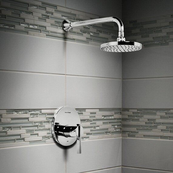 Berwick Volume Control Shower Faucet with Valve and Diverter by American Standard