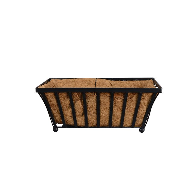 Solstice Metal Planter Box by Arcadia Garden Products