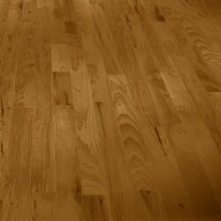 3 Solid Hickory Hardwood Flooring in Oxford Brown by Bruce Flooring