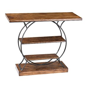Clarette Console Table by 17 Stories