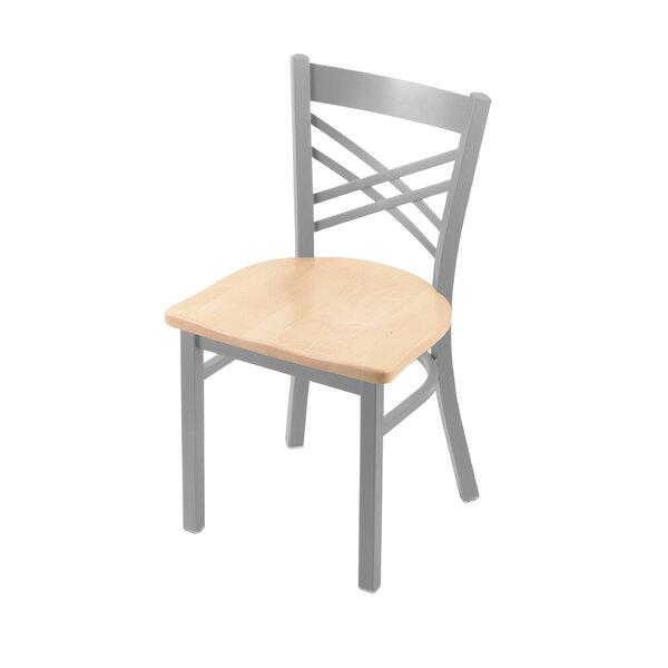Daniela Cross Back Side Chair by Alcott Hill Alcott Hill