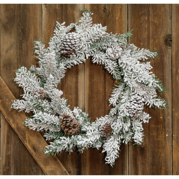 Mix 24 Pine Wreath by The Holiday Aisle