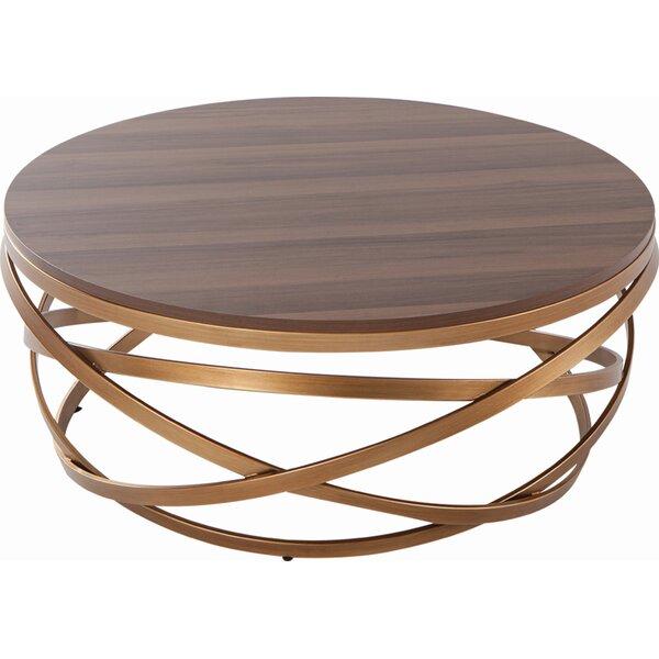 Cenat Abstract Coffee Table By Brayden Studio