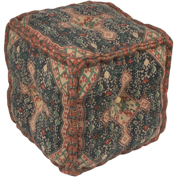 Emmaus Pouf by Bloomsbury Market