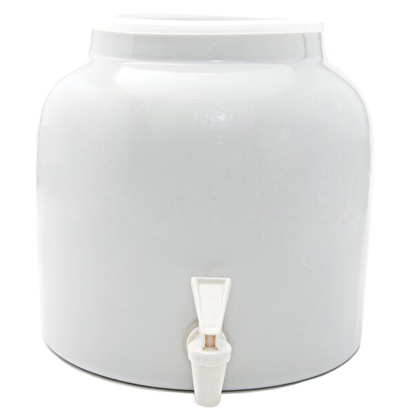 Water Dispenser Crock Beverage Dispenser by Goldwell Enterprises Inc.