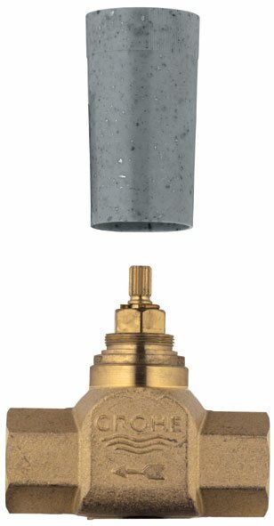 Volume Control Rough-In Valve by Grohe