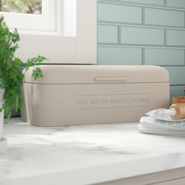 24 Oz. Bread Box by Rebrilliant