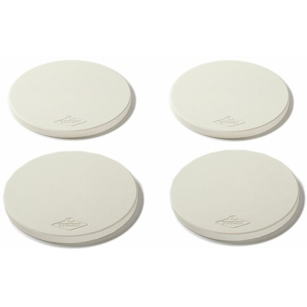 8 Pizza Grilling Stone (Set of 4) by Fornetto