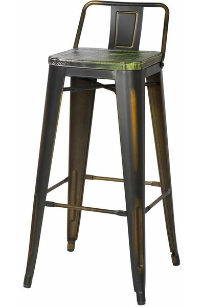 Kensington 30 Bar Stool by 17 Stories