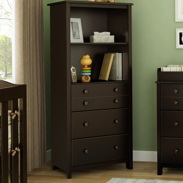 Little Smileys Standard Bookcase by South Shore