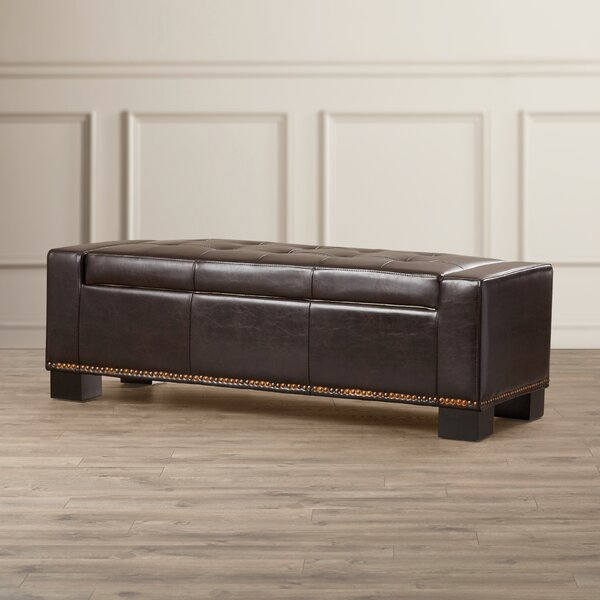 Monserrat Storage Ottoman by Red Barrel Studio