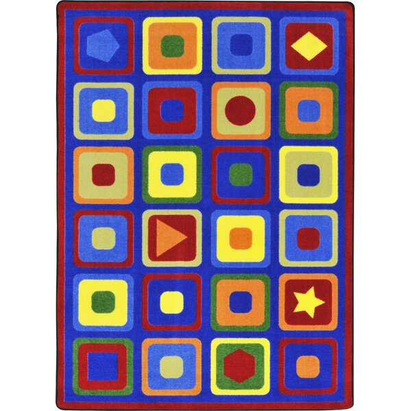 Blue Area Rug by The Conestoga Trading Co.