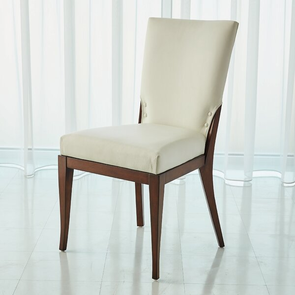 Opera Upholstered Dining Chair by Global Views Global Views