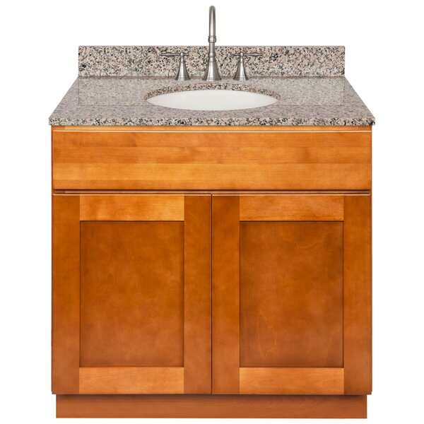 Stoltz 36 Single Bathroom Vanity Set by Winston Porter