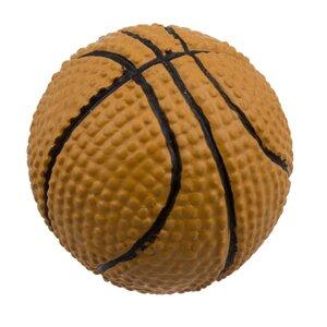 Handpainted Basketball Round Knob