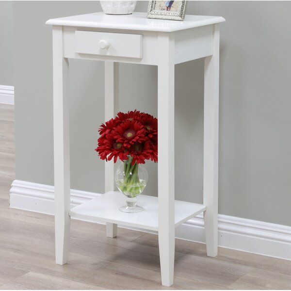 Riegelsville End Table by Alcott Hill