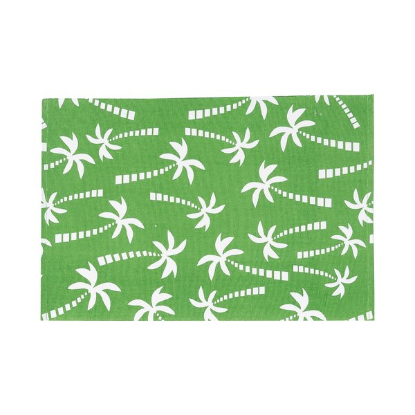 Beachy Palm 19 Placemat by C&F Home
