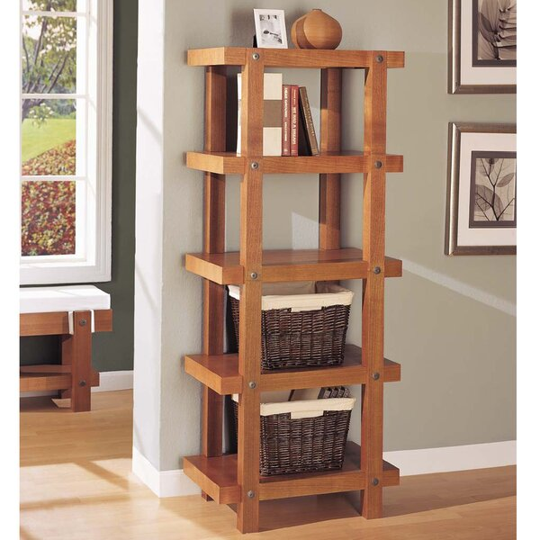 Aren Etagere Bookcase By Union Rustic