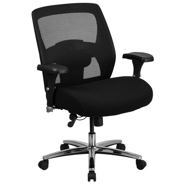Loughran Mesh Desk Chair by Red Barrel Studio