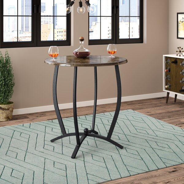 Jacob Counter Height Dining Table by Latitude Run