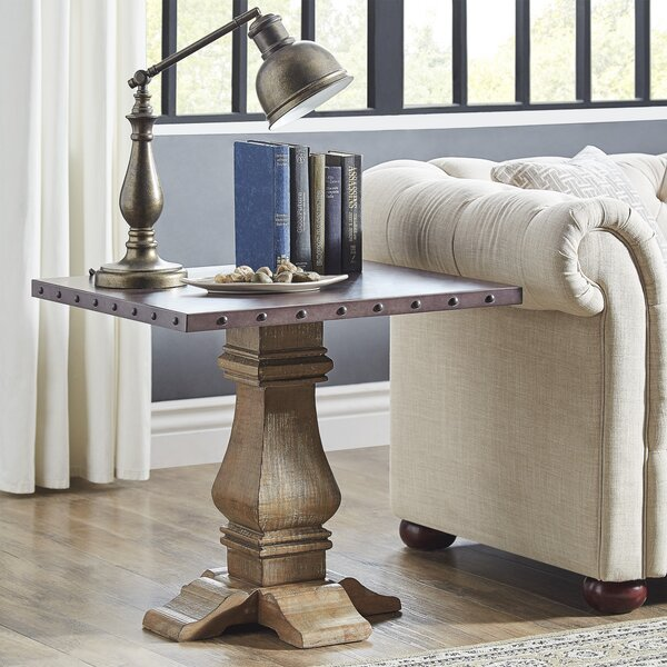 Dascomb End Table by Darby Home Co
