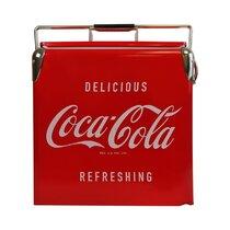 Coca-Cola Picnic Friendly Circle 1950s Wall Decal