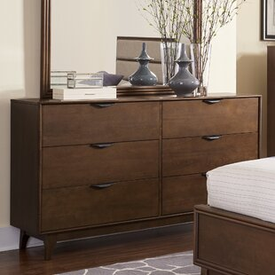 Theresa 6 Drawer Double Dresser