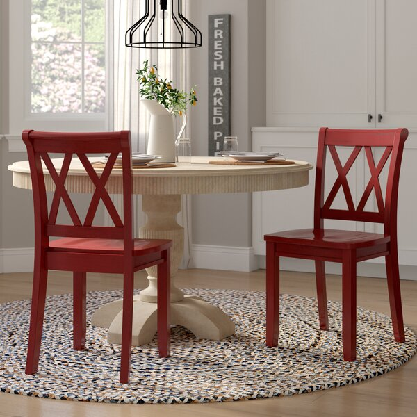 Fuqua Dining Chair (Set of 2) by August Grove