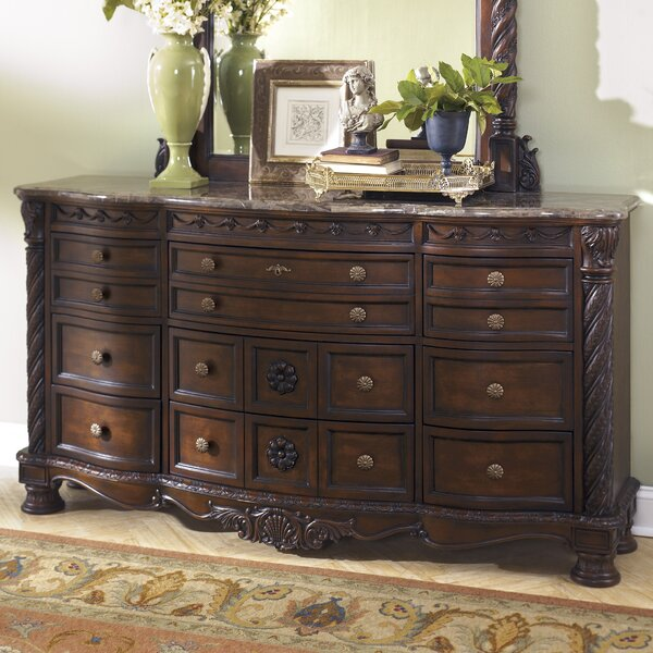 Chapell 9 Drawer Standard Dresser/Chest by Astoria Grand